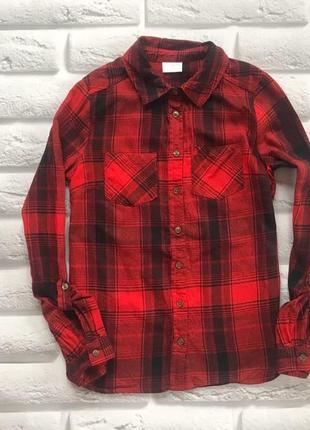 F&f стильная рубашка на девочку 11-12 лет