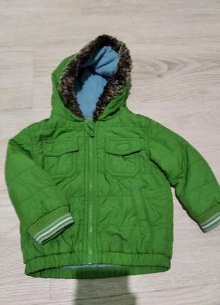 Курточка -ветровка осень весна