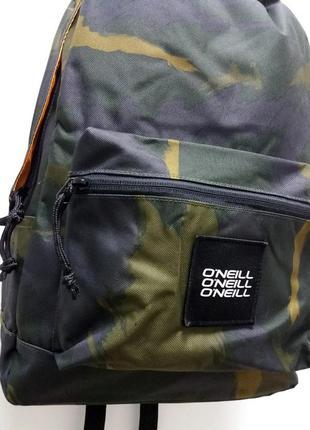 Оригинал! рюкзак o'neill в камуфляжном дизайне - топ качество!!!