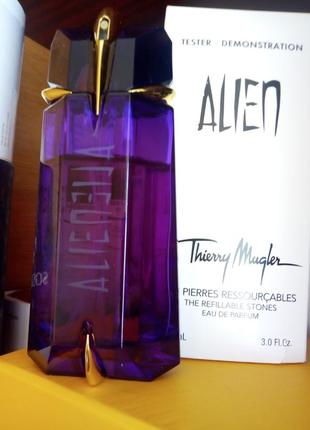 Alien mugler 10 ml eau de parfum