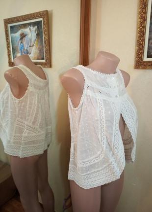 Нежная блуза для жаркого летнего дня