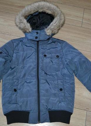 Куртка-бомбер benetton