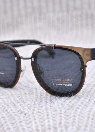 Фирменные солнцезащитные очки marc john polarized unisex