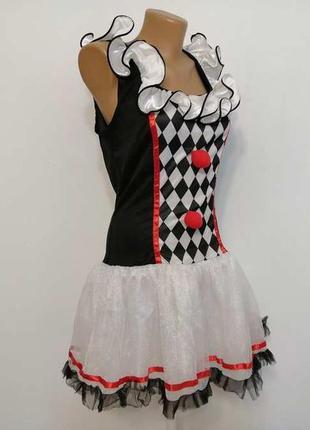 Платье, карнавальное, harleguin honey christys dress up, сост. отличное!