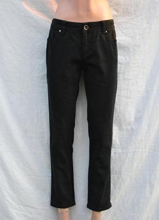 Новая коллекция! весна/лето 2020. черные джинсы