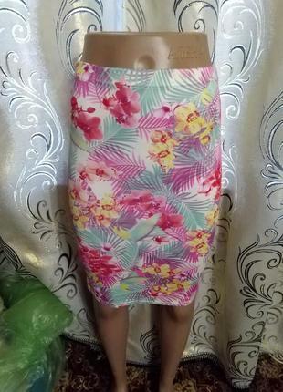Очень красивая юбка в орхидеях quiz