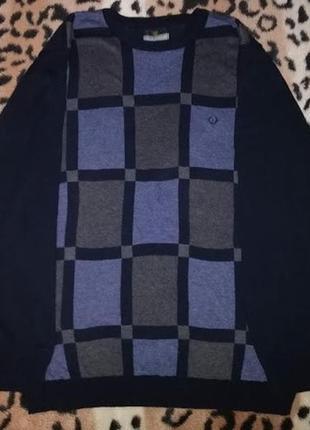 Стильный мужской свитер, кофта, джемпер lincoln