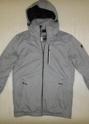 Классная утепленная деми куртка falcon р. 48-50 (м)  нидерланды