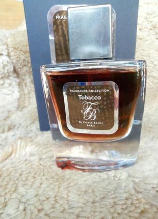 Tobacco franck boclet 10 ml eau de parfum