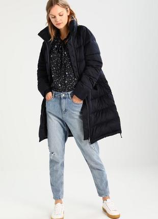Новый ultra light пуховик оверсайз opus, германия куртка пальто на пуху