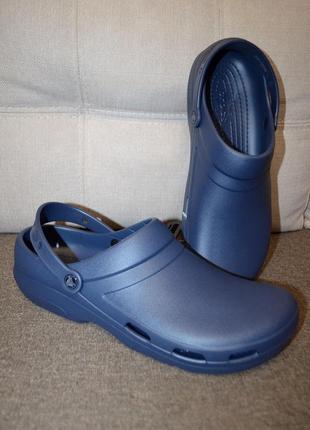 Клоги сабо crocs classic clog specialist 15us 50 размер 33 см