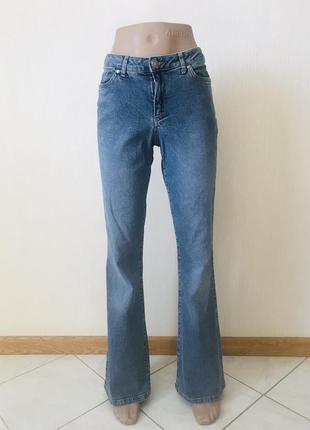 Джинсы, mexx, джинсы клёш