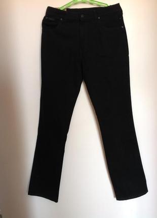 Чёрные мужские  джинсы /l/ brend wrangler