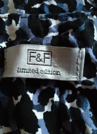 Летние брюки большого размера 💯 вискоза f&f5 фото