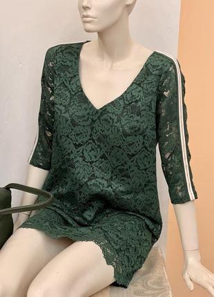 Кружевное платье answear
