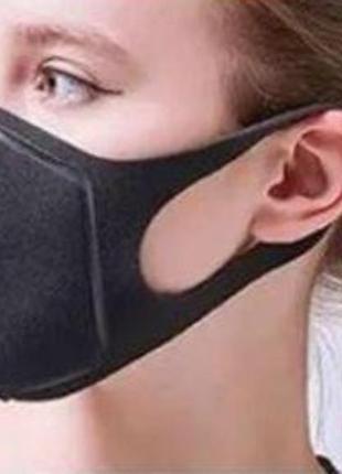 Защитная клапан маска фильтр угольный6 фото