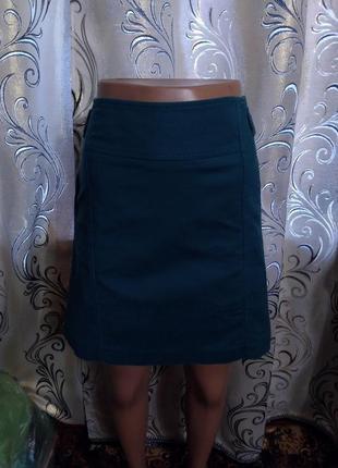 Стильная джинсовая юбка next
