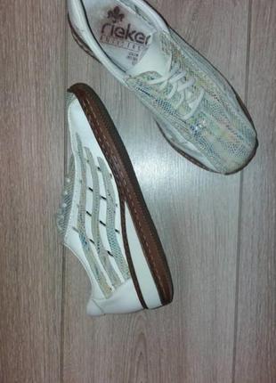 Туфли мокасины rieker р.36
