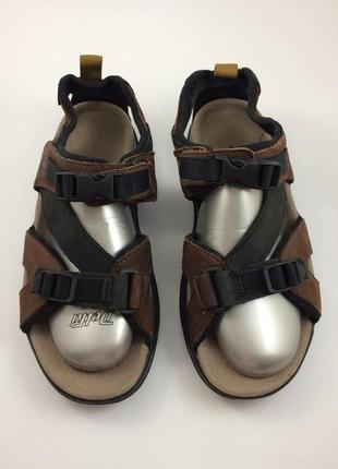 Timberland кожаные сандалии оригинал