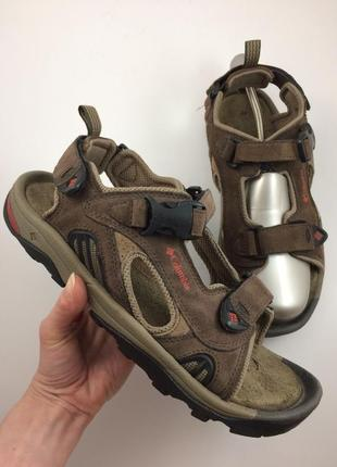 Columbia кожаные сандалии оригинал
