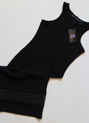 Boohoo. размер 10 или м. новое платье для девушки