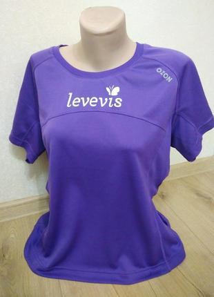 Оригінальна футболка для бігу/ женская футболка для бега ozon running