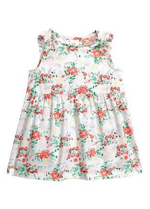 Платье на рост 92 h&m