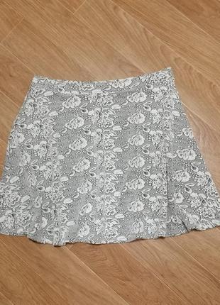 Фактурная юбка george