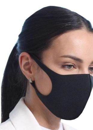 Многоразовая маска питта взрослые и детские!