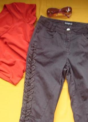 Фирменные стильные штаны,отличное состояние