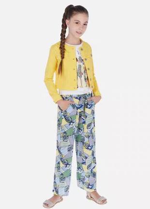 Легкие штаны брюки mayoral 152 см