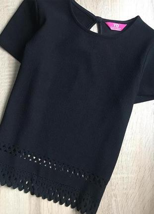 Классная футболка блузка для девочки