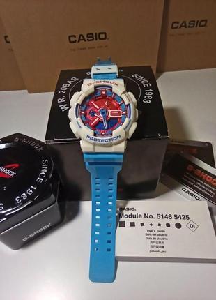 Часы casio g-shock ga-110gw с полной упаковкой