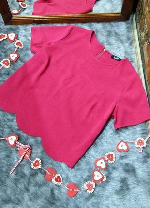 #розвантажуюсь блуза топ кофточка с фигурным низом george