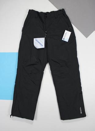 Четкие утепленные водостойкие лыжные штаны от mountain warehouse