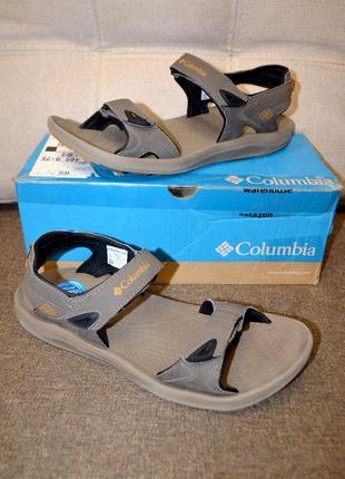 Спортивные сандалии босоножки columbia techsun 13us 47 размер 31 см