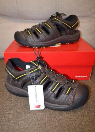Закрытые спортивные сандалии new balance appalachian 43.5 р 28.3 см