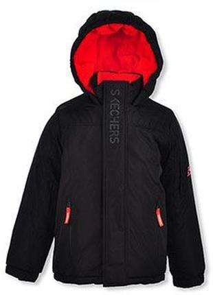 Утепленная курточка skechers