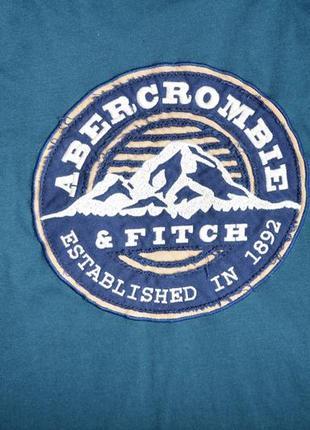 Оригинальная футболка свежие коллекции abercrombie & fitch ®men's long sleeve2 фото
