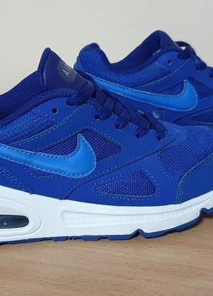 Nike 31,5 р. кроссовки 20.0 си. air max ivo мальчик