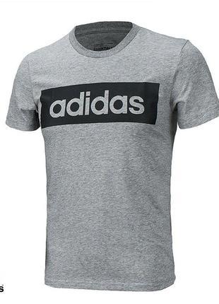 Футболка свежие коллекции adidas ® lin tee