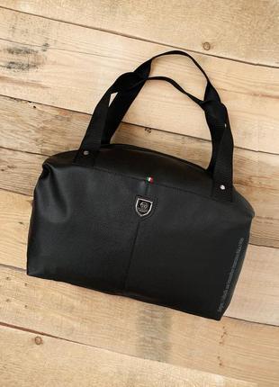 Новая шикарная качественная сумка philipp / дорожная / городская / шопер