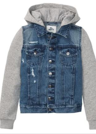 Куртка джинсовая lupilu