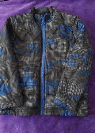 Куртка на 6.  7 лет демисезонная