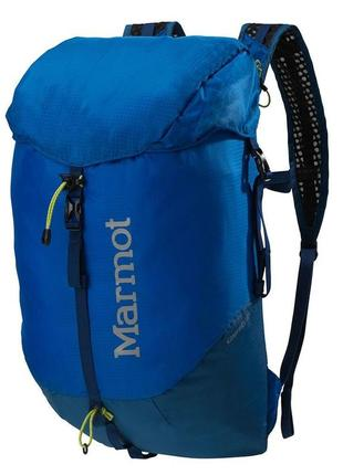 Рюкзак marmot kompressor 18l peak blue-dark sapphire