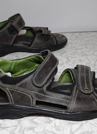 Кожаные сандалии,босоножки ricosta (рикоста)