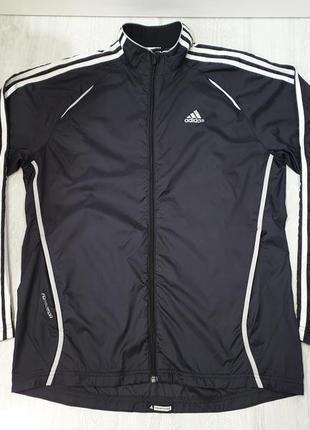 Легкая куртка ветровка adidas