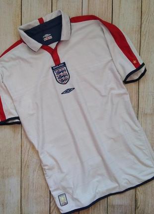 Футбольная футболка england umbro сборная англии