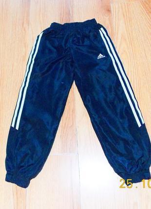 Спортивные брюки adidas для ребенка 7-8 лет, 122-128 см