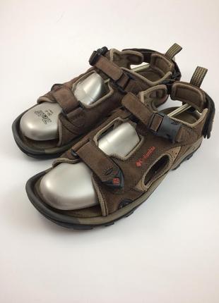 Шкіряні сандалі columbia